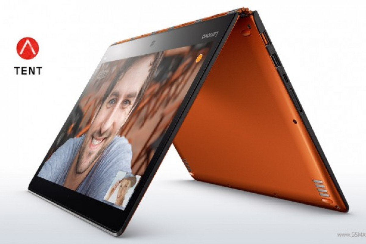 لنوو لپتاپ ۱۳.۳ اینچی تبدیلپذیر Yoga 900 را معرفیکرد