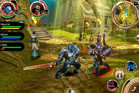 mobile-mmorpg-mmo-games-order-and-chaos-online-orc-combat-screenshot