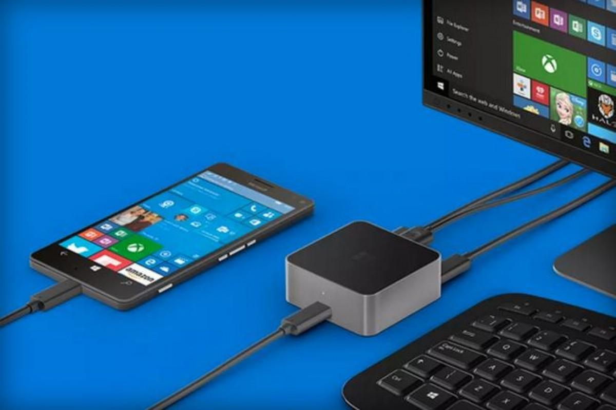 توسط این داک، اسمارت فون ویندوز ۱۰ شما به یک PC تبدیل میشود!