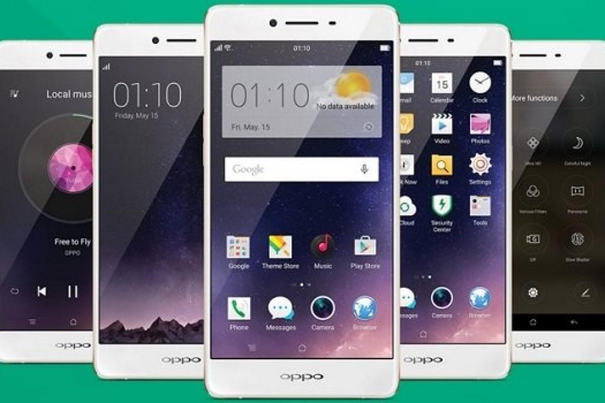 اوپو برای چهارمین ماه متوالی، مقام دومین سازنده موبایل در چین را کسب کرد