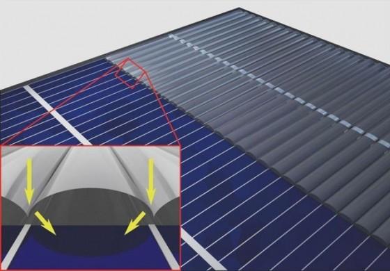 پنلهای خورشیدی نامرئی میشوند!