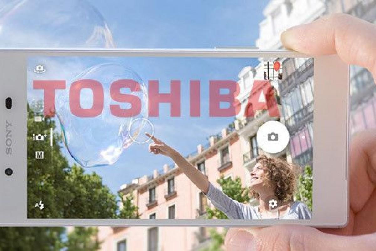 سونی خبر خرید بخش سنسور دوربین توشیبا را تایید کرد