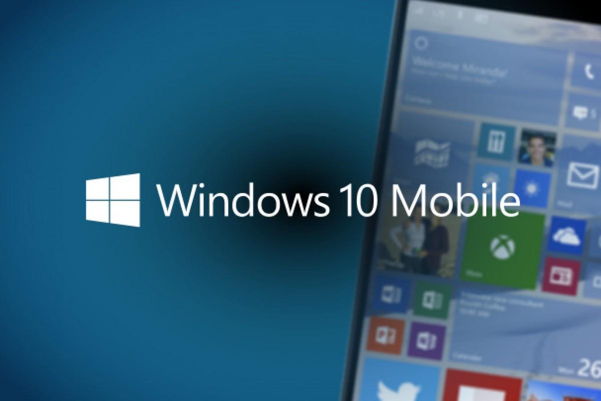 بهروزرسانی ویندوز 10 موبایل بهزودی از راه خواهد رسید