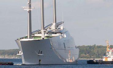 با بزرگترین قایق بادبانی جهان آشنا شوید!
