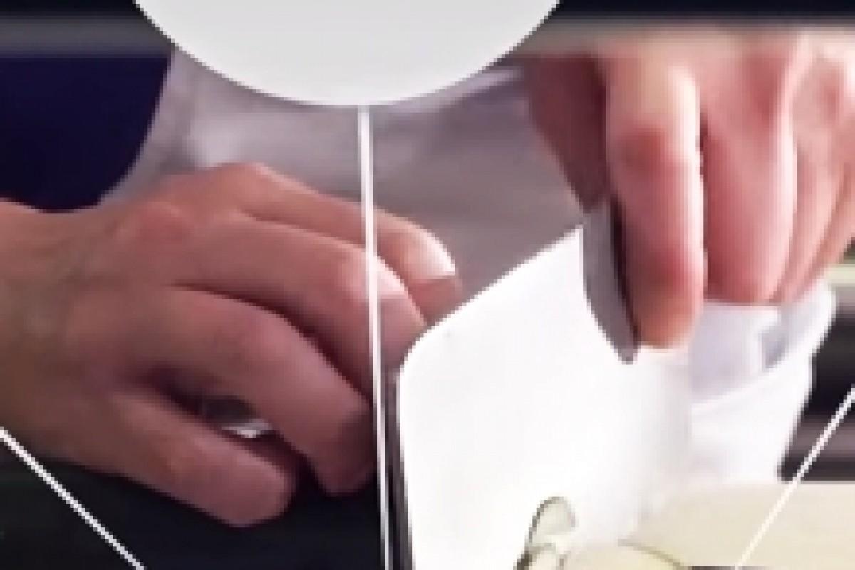 درست کردن سوشی بر روی نمایشگر گوشیهای ایسوس!