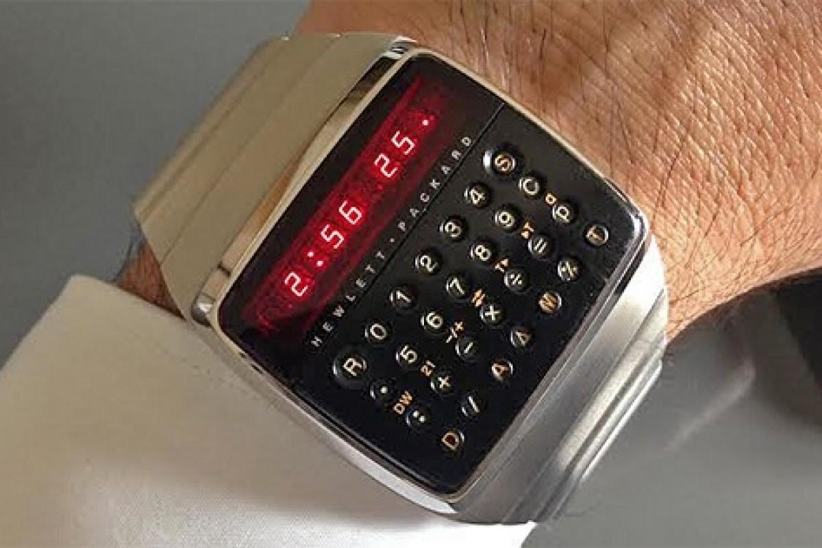 با اولین ساعت هوشمند دنیا از کمپانی اچپی آشنا شوید