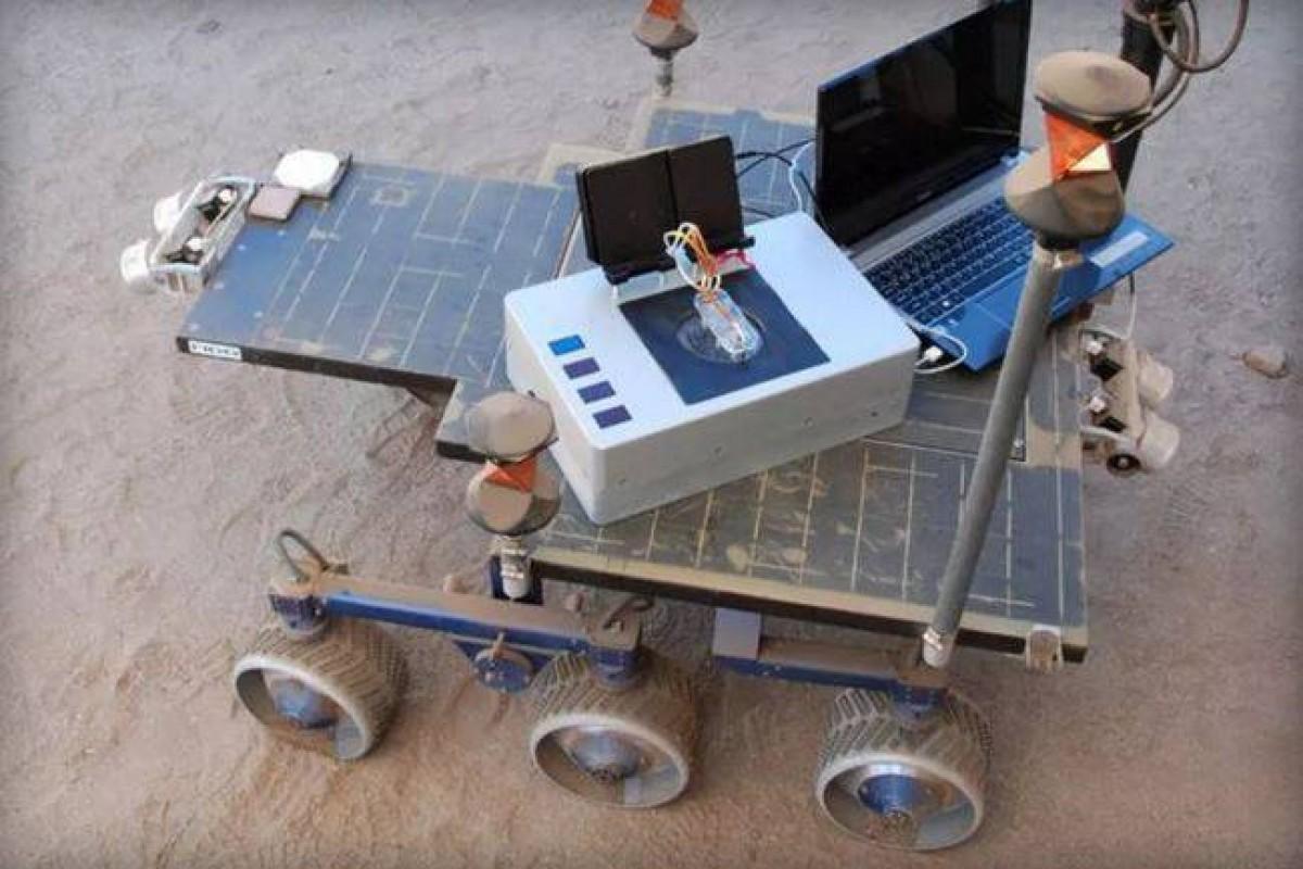 لپتاپ شیمیایی ناسا در جستجوی موجودات بیگانه به فضا فرستاده میشود