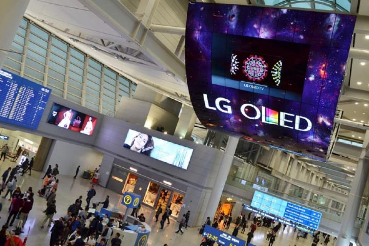 بزرگترین نمایشگر OLED دنیا با اندازهای باور نکردنی!