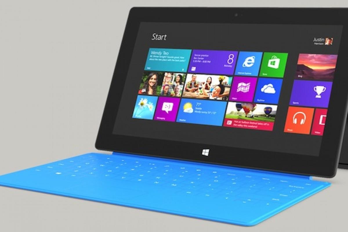 سال ۲۰۱۹ حدود ۱۸ درصد از بازار تبلتها در اختیار مایکروسافت خواهد بود