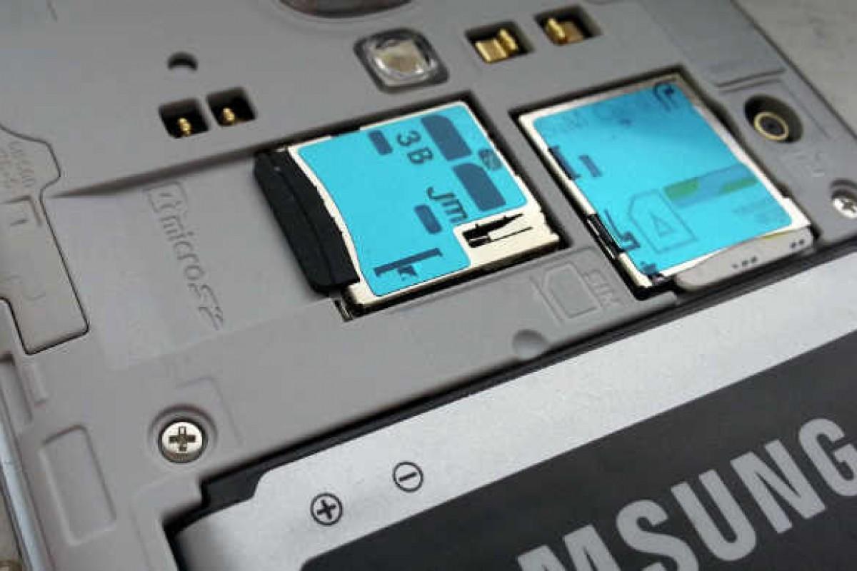 شایعه: گلکسی S7 از کارتحافظه پشتیبانی میکند
