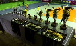 مسابقات فوتسال جام انفورماتیک تهران به پایان رسید