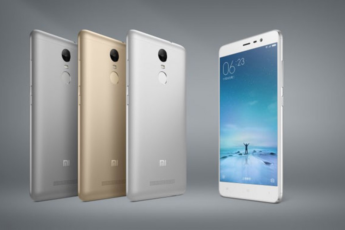 شیائومی Redmi Note 3 با بدنه تمام فلزی رسما معرفی شد