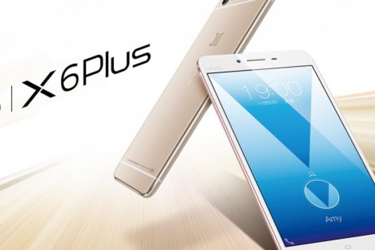 Vivo از دو پرچمدار جدید خود بهنامهای X6 و X6Plus رونمایی کرد