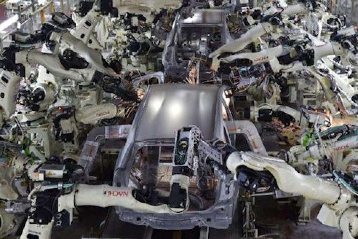 تا سال ۲۰۳۵ نیمی از مشاغل ژاپن در تسخیر رباتها خواهد بود!