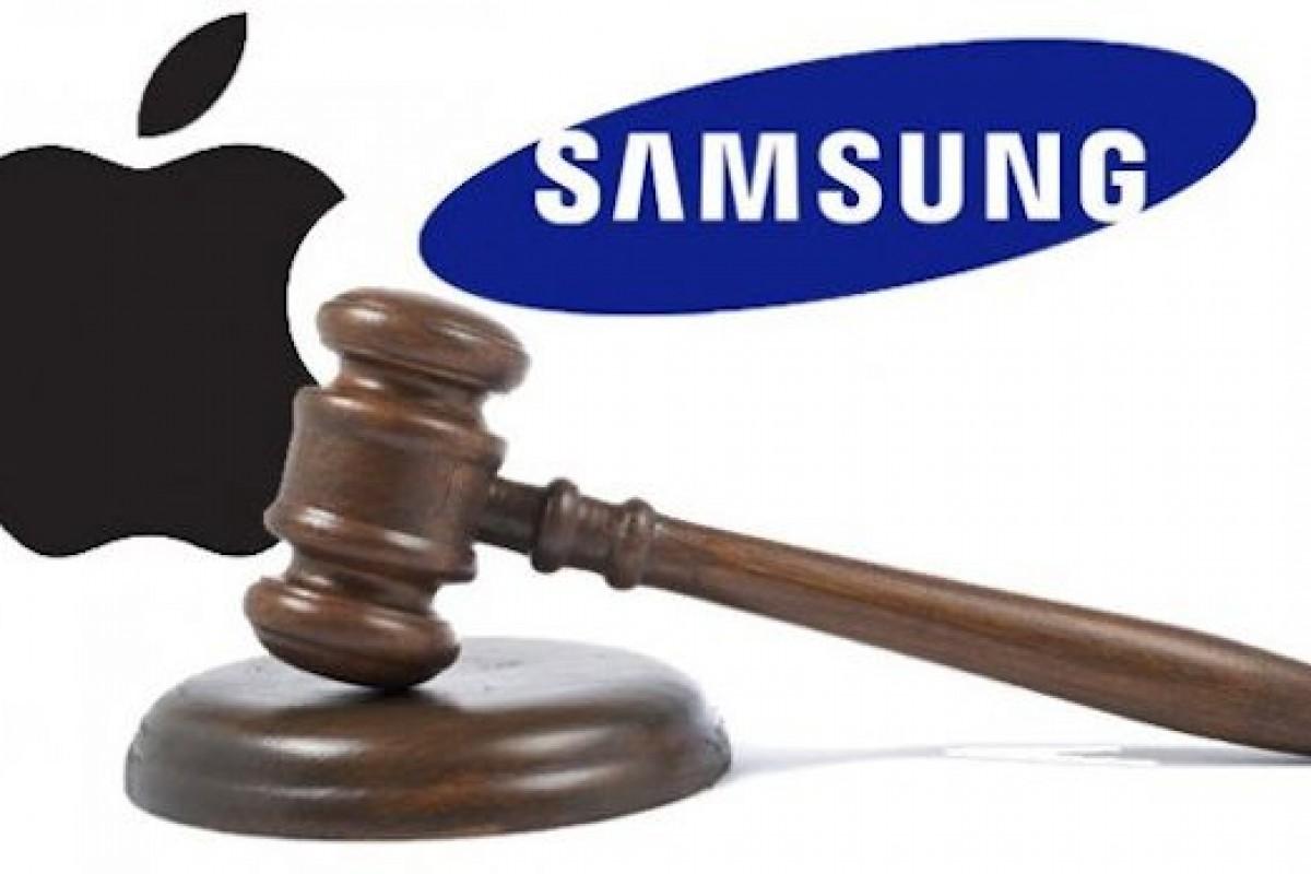 سامسونگ بار دیگر محکوم به پرداخت غرامت به اپل شد