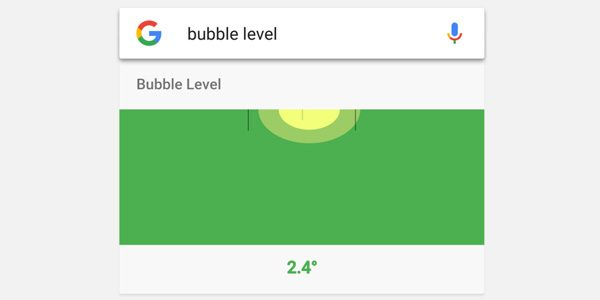 Bubble-Level-goolge