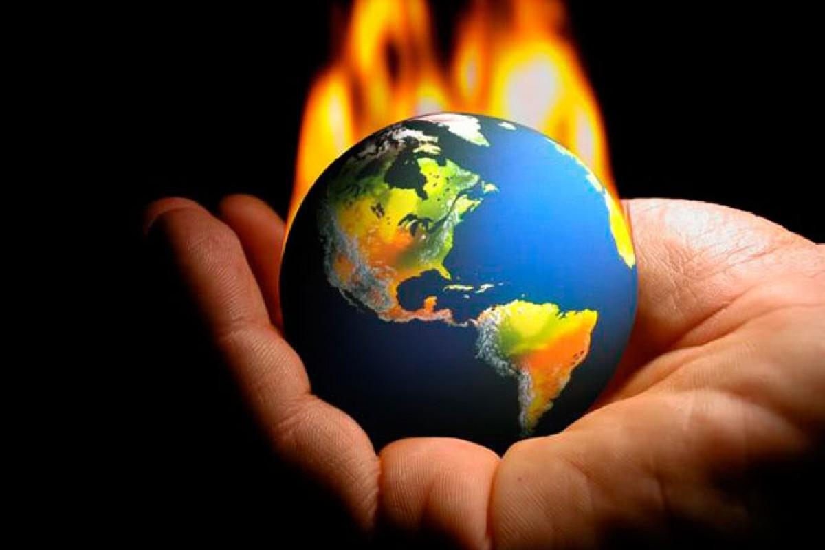تصاویری تاسف بار که گرم شدن زمین را به وضوح نشان میدهند