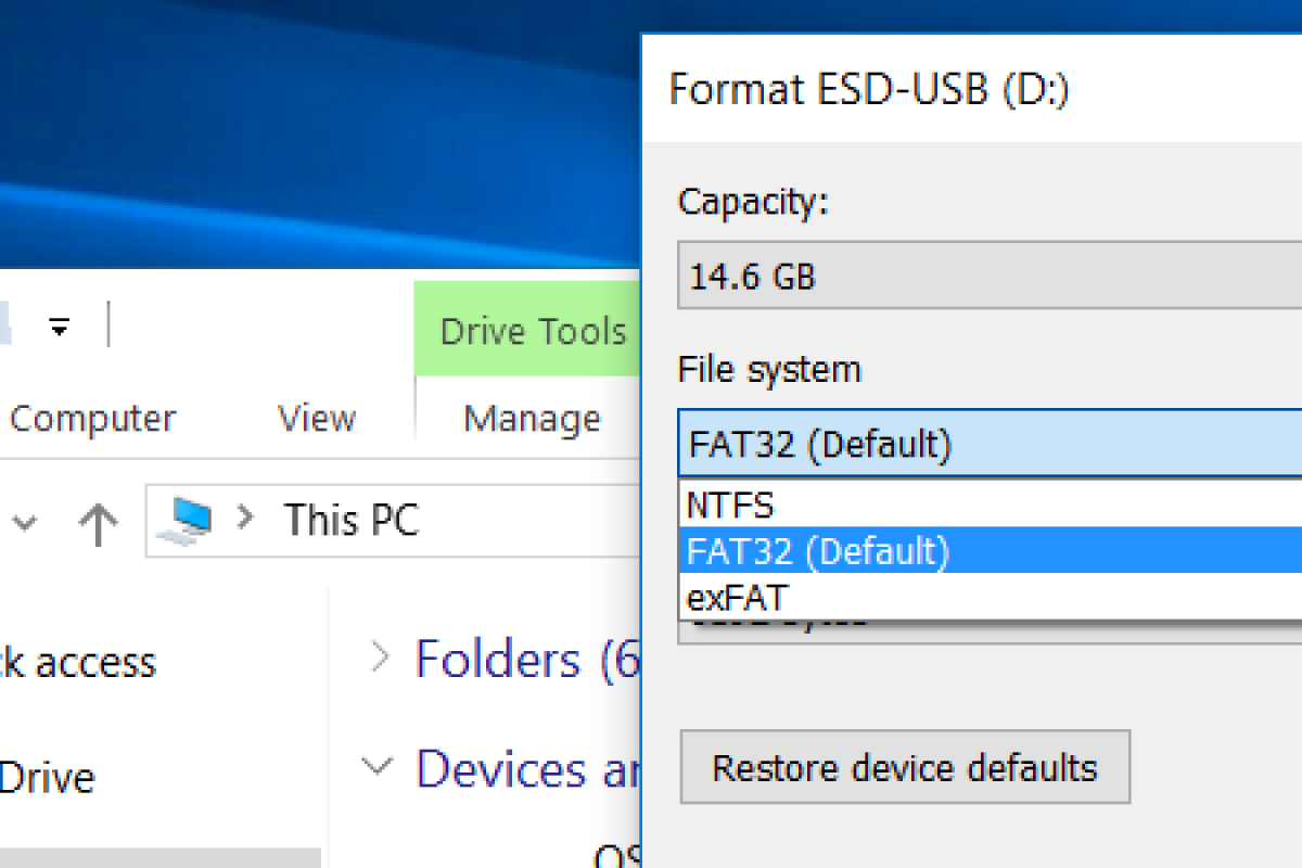 چه تفاوتی بین فایلسیستمهای FAT32، NTFS و exFAT وجود دارد؟!
