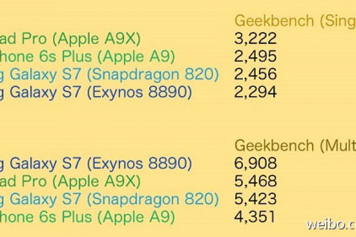 مقایسه چیپستهای جدید اپل و سامسونگ