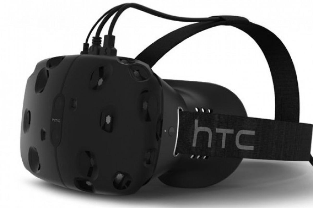 هدست واقعیت مجازی اچتیسی Vive در FCC تایید شد