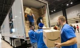 کامیونهای جدید آمازون برای تسریع فرآیند تحویل کالا