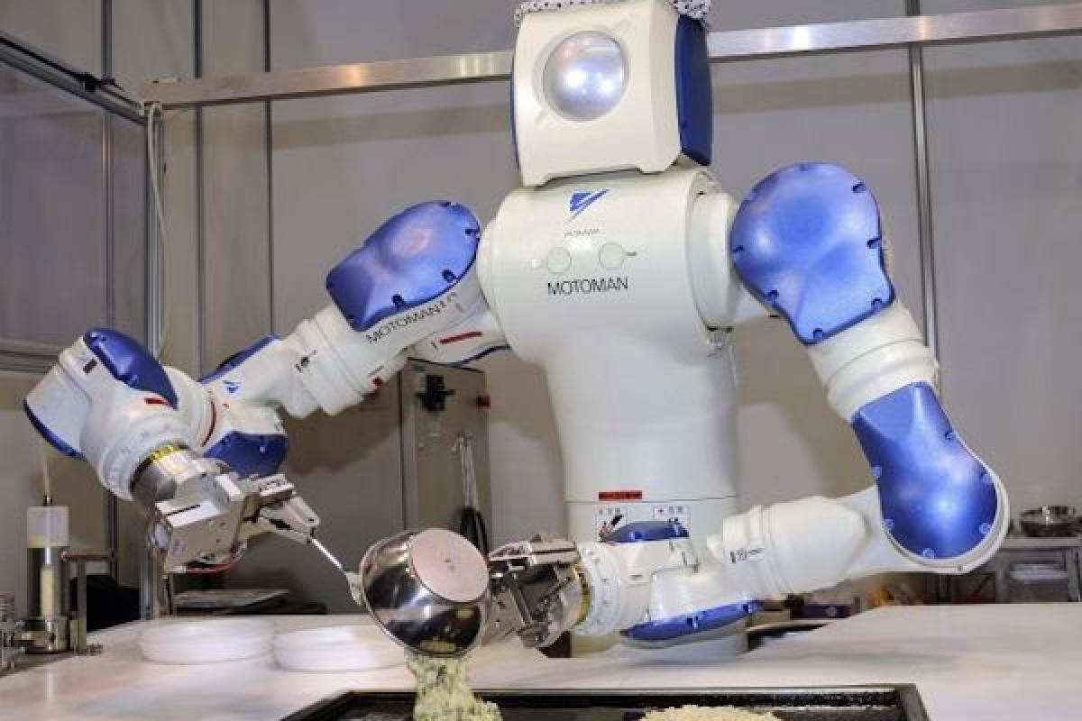 RoboWatch به رباتها امکان یادگیری بدون دخالت انسان را میدهد!