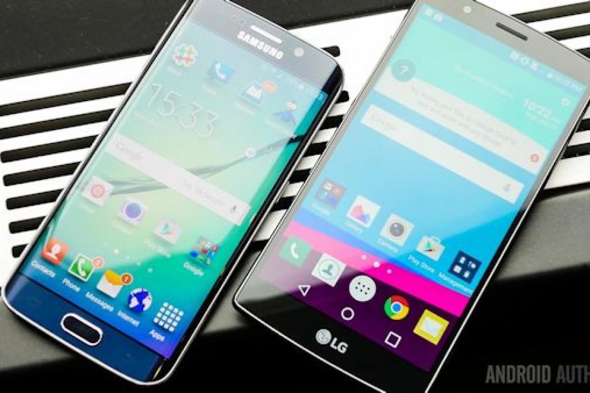 سامسونگ و الجی تا پایان ۲۰۱۶ گوشیهای مجهز به صفحه نمایش 4k تولید نمیکنند!