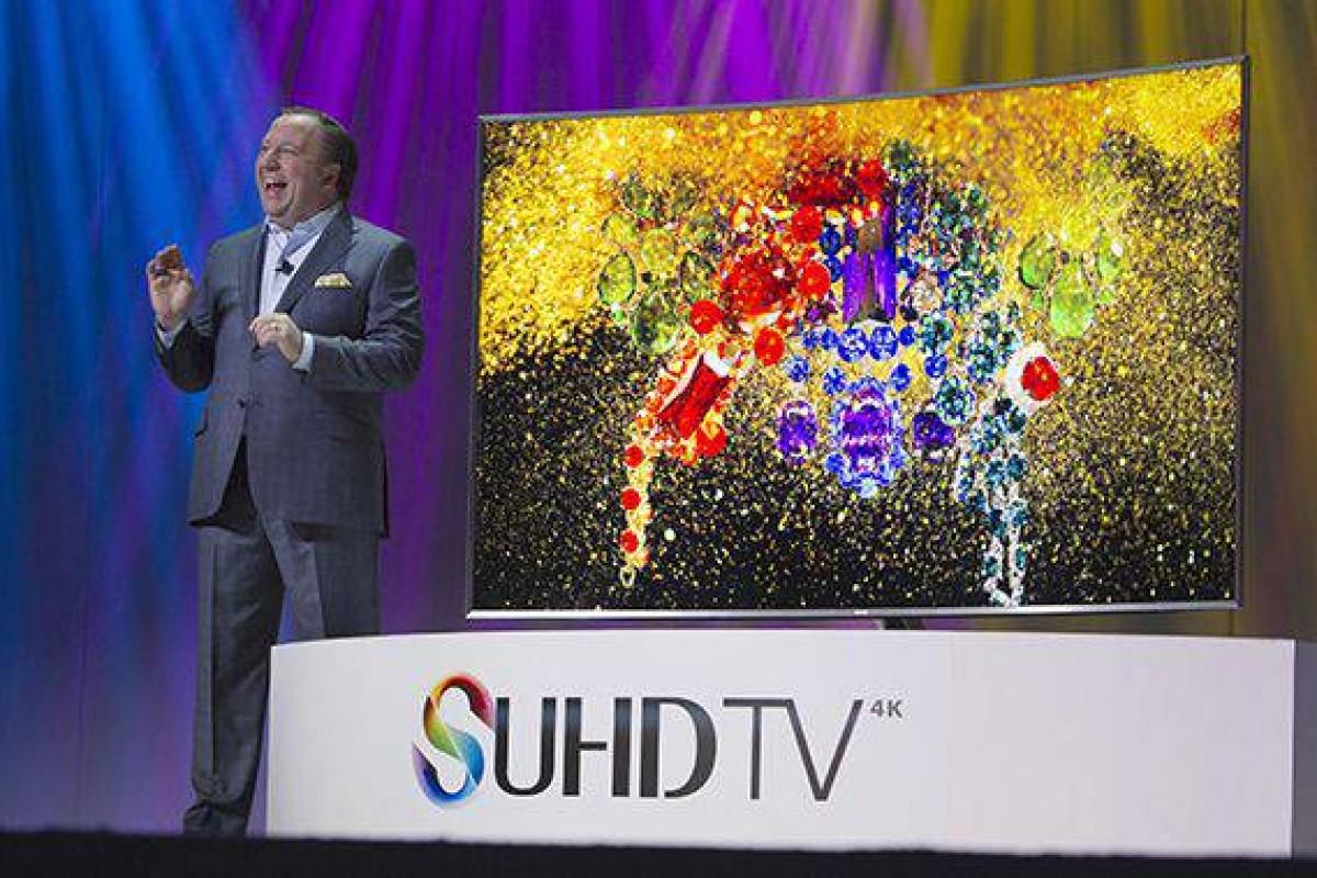 تمامی تلویزیونهای SUHD سامسونگ در سال 2016 به SmartThings مجهز میشوند
