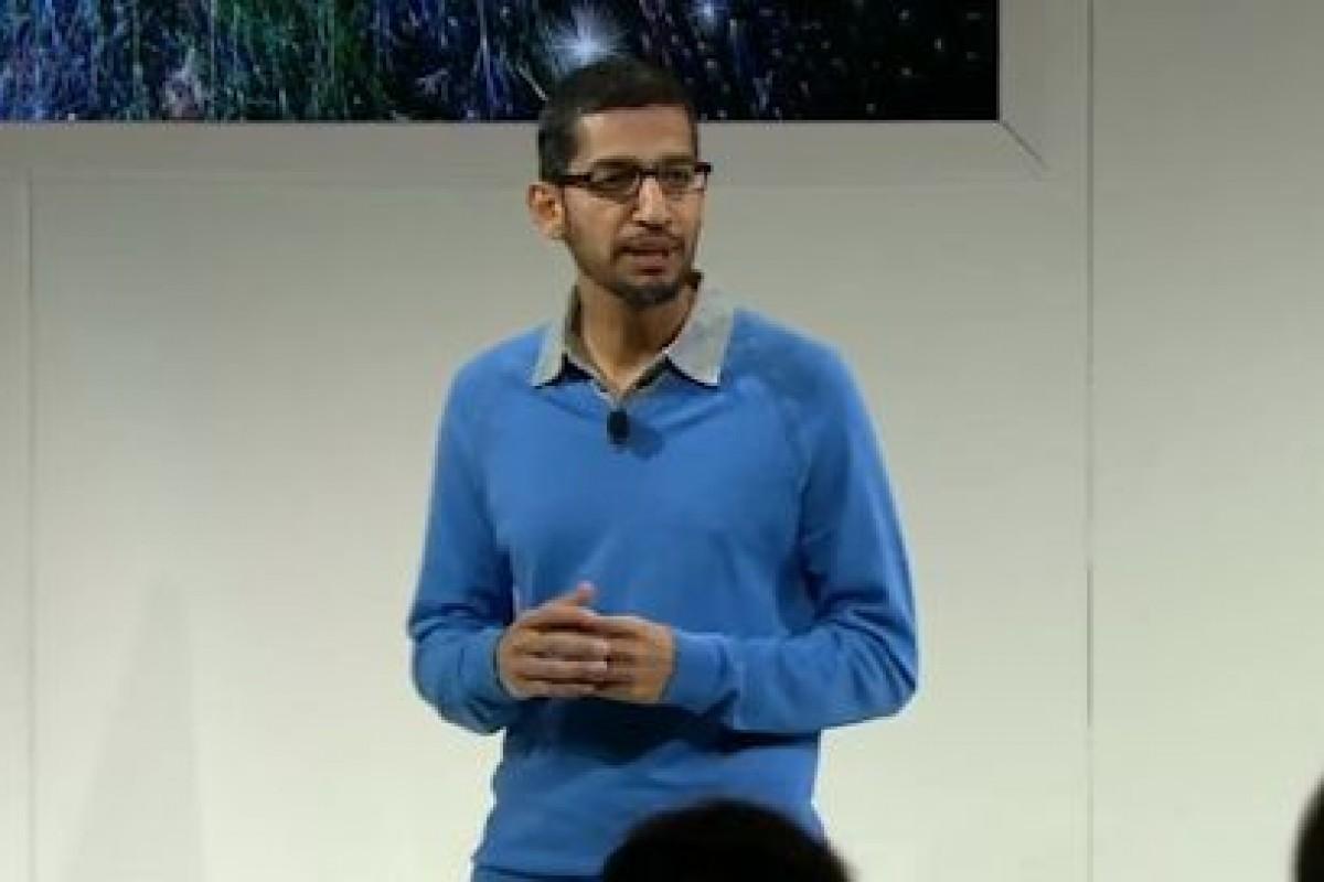 ساندار پیچای برای معرفی فاز جدیدی از اندروید وان راهی هند میشود