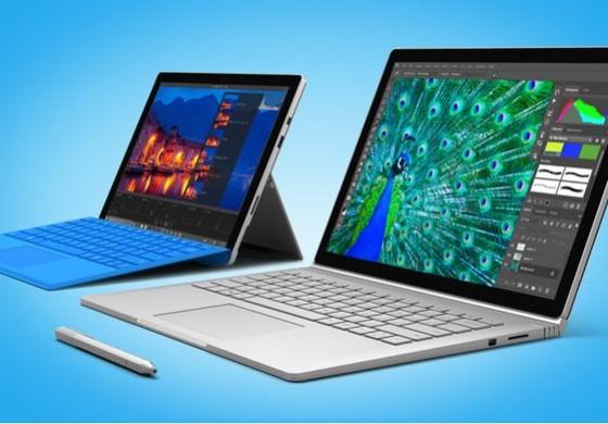 عذر خواهی مایکروسافت از دارندگان سرفیس بوک و سرفیس پرو 4