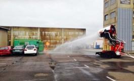 استرالیا و استفاده از ربات آتشنشان TAF 20