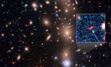 تصویربرداری ناسا از کمنورترین کهکشان باقیمانده از جهان اولیه