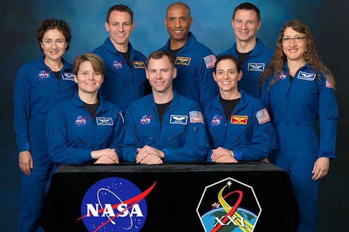حضور چهار زن در کلاس فضانوردی ناسا برای سفر به مریخ در سال ۲۰۳۱!