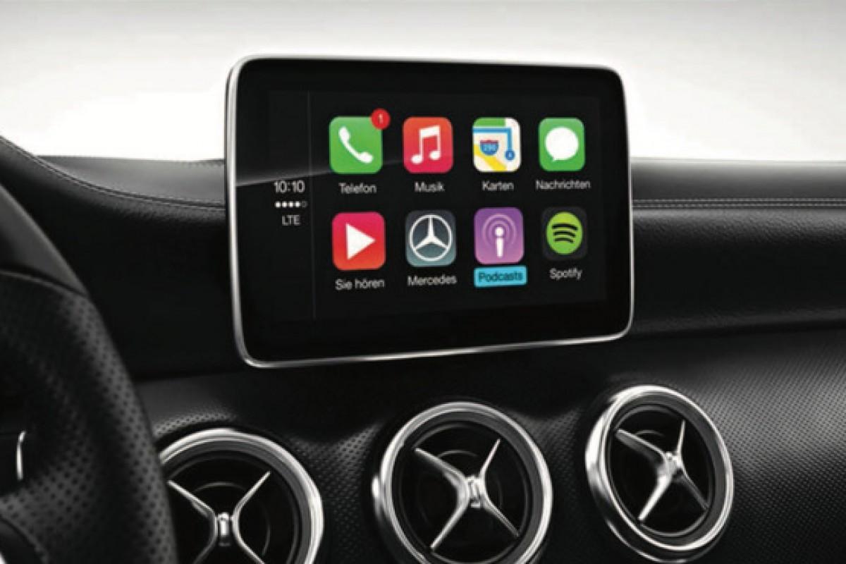 لیست خودروهایی که از CarPlay پشتیبانی میکنند