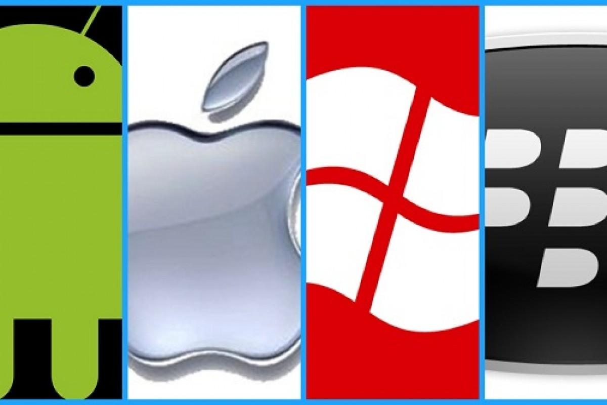 خریدنیترین گوشیها از نظر سیستمعامل