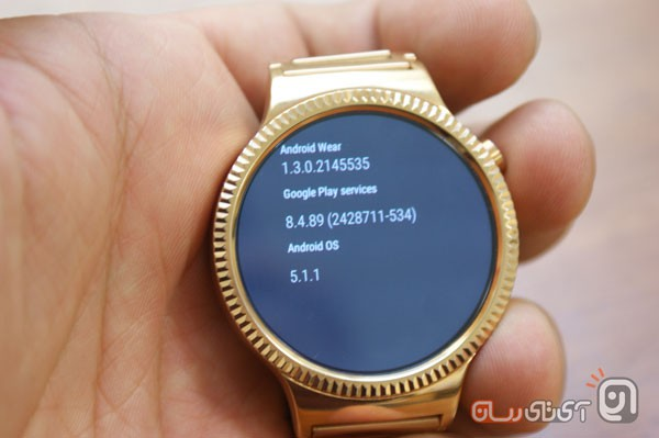 Android-wear-version
