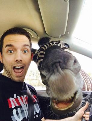 Car-Selfie