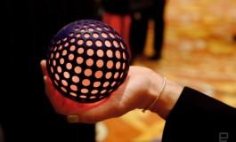 Hackaball یک اسباب بازی هوشمند قابل برنامهریزی!