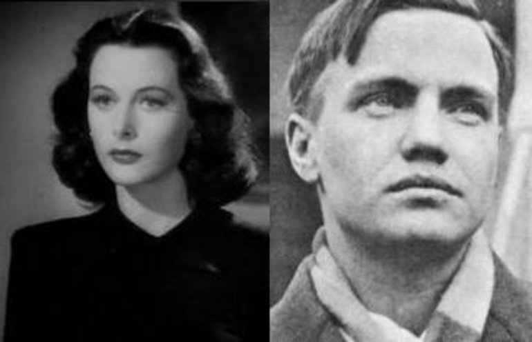 Hedy-Lammar-and-George-Antheil