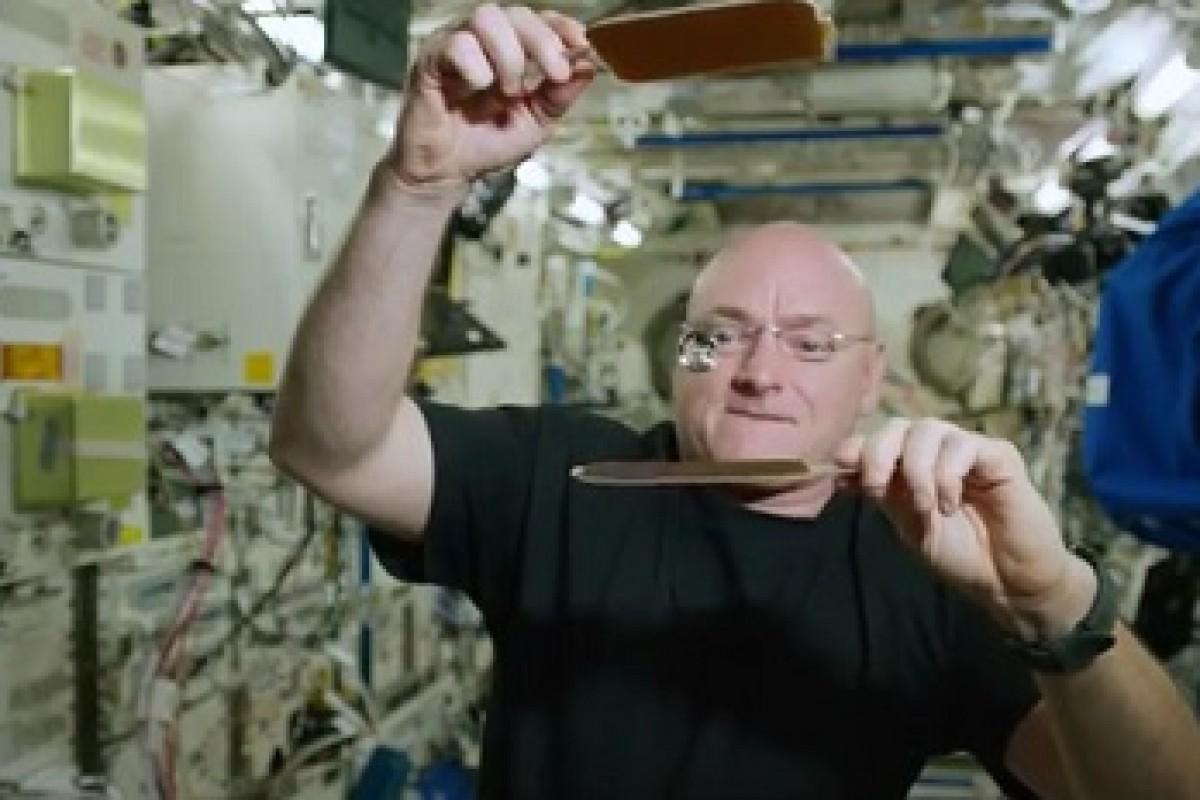 وقتی دانشمندان در فضا با قطره آب پینگپونگ بازی میکنند