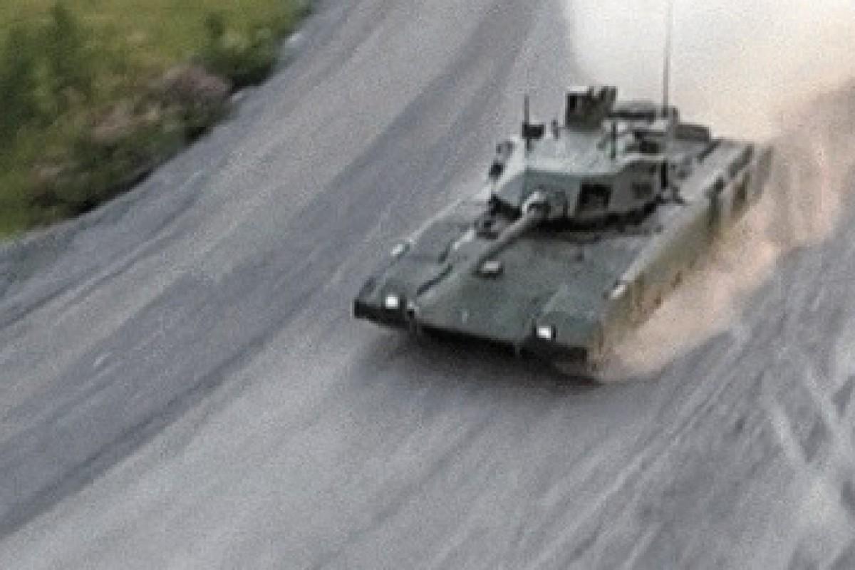 سوپر تانک روسی با کنترل لمسی، سلاحی از جنس کابوسهای شبانه