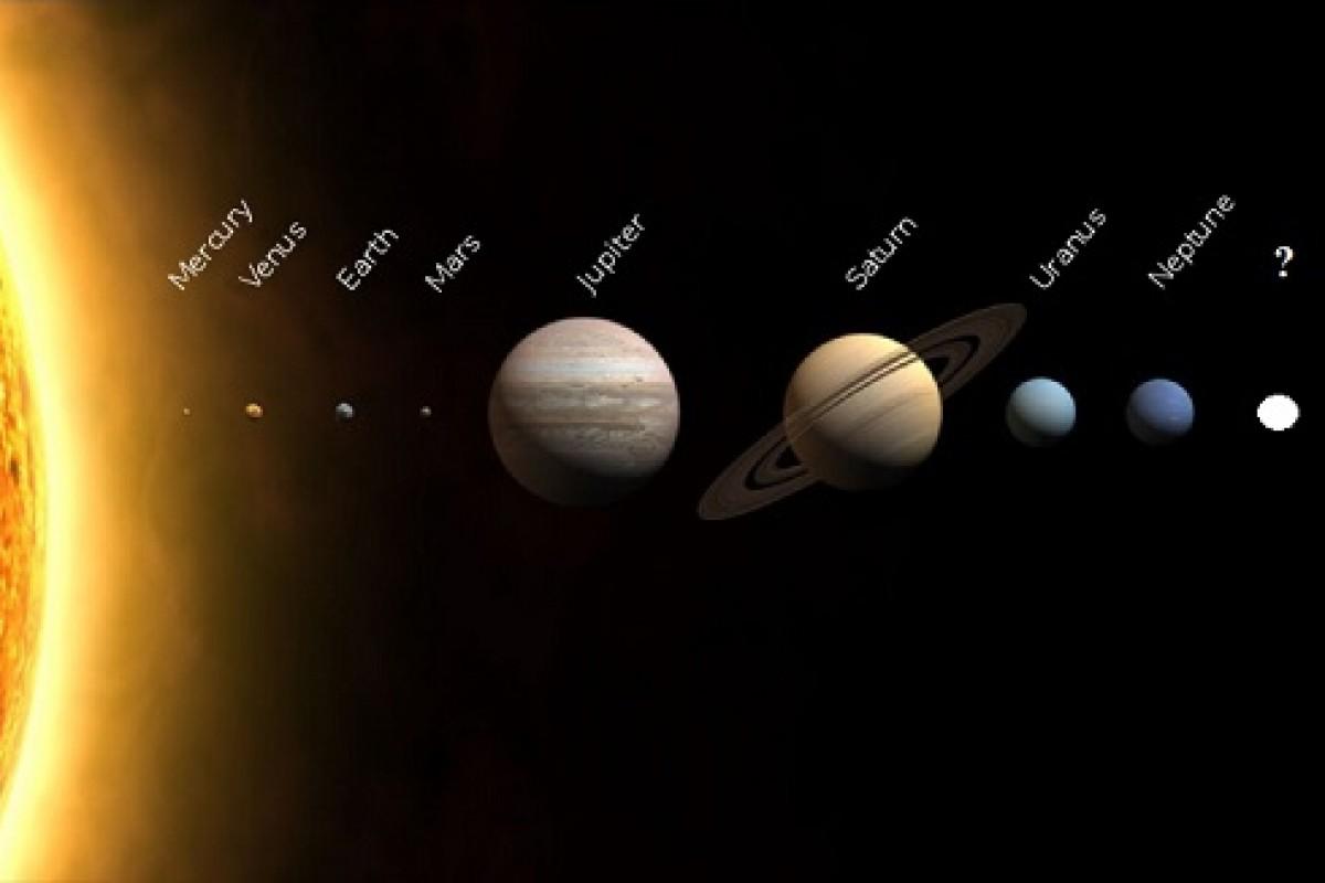 شواهدی از یافته شدن سیاره نهم منظومه شمسی