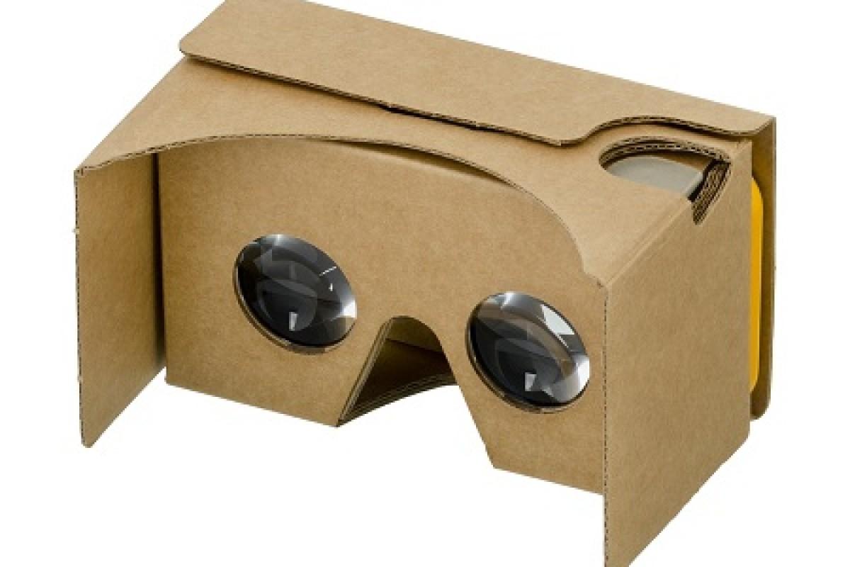 گوگل به دنبال ساخت یک سیستم واقعیت مجازی جدید