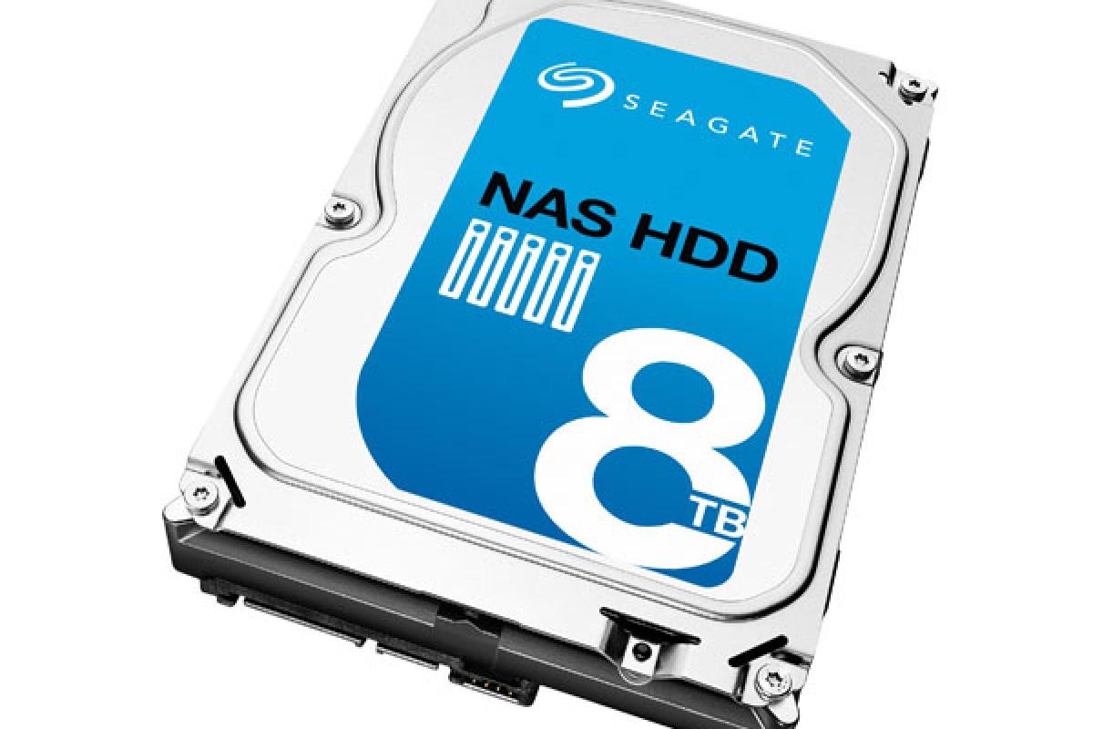 ذخیرهسازی حرفهای با هارددیسکهای Seagate Enterprise NAS