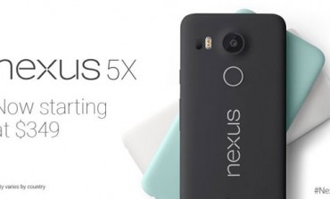 کاهش قیمت نکسوس 5X در فروشگاه گوگل!