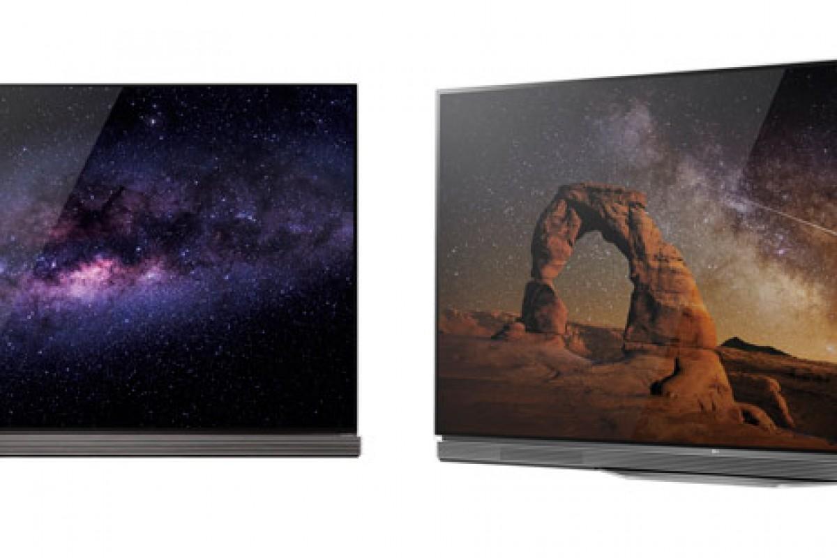 الجی از تلویزیونهای OLED خود با قابلیت پخش فایلهای 4K رونمایی کرد
