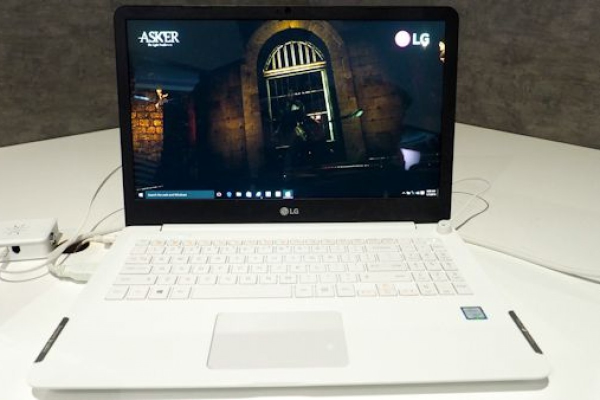 معرفی لپتاپ جدید الجی با صفحه نمایش ۴K و اسپیکرهای فوقالعاده
