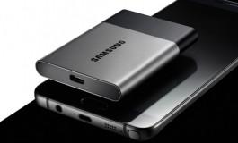 Portable SSD T3 هارد 2 ترابایتی سامسونگ که بزودی میآید