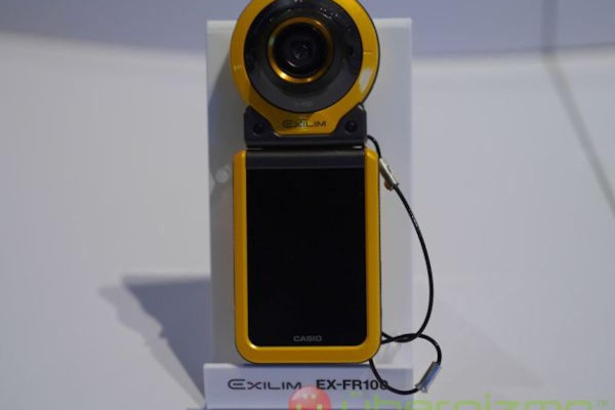 معرفی دوربین سلفی کاسیو با مقاومت بدنه بالا