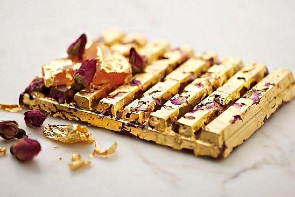 طلای 24 عیار برای عاشقهای کیککت!